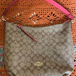 Large Coach Hobo bag